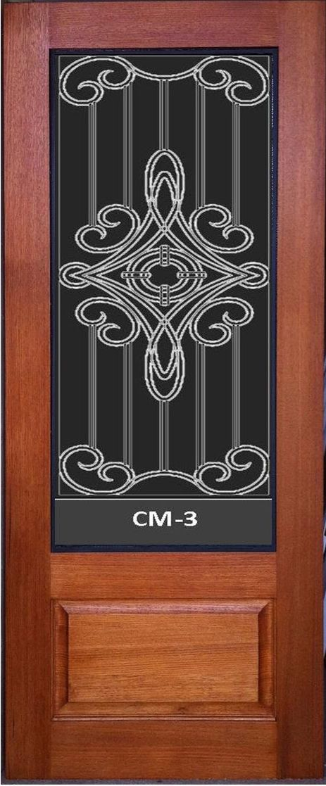 some of our custom made doors